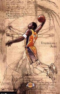Kobe Bryant Renaissance Man