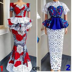 Native Skirt and Blouse Styles: Current Design for Wedding Occasion 2019 African Dresses For Kids, Ankara Dress Styles, Latest African Fashion Dresses, African Dresses For Women, African Print Dresses, African Print Fashion, African Attire, Blouse Styles, Ankara Skirt And Blouse