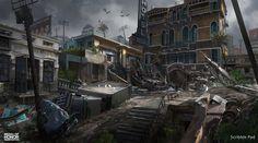 ArtStation - Medal of Honor: Warfighter - Concept Design, Scribble Pad Studios