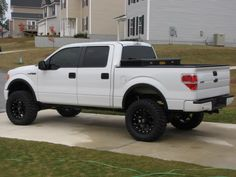I hate fords... but this 09' was done very well. Only thing missing is the Raptor Package!