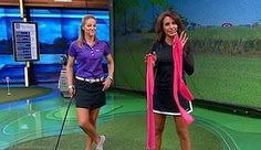In this video segment, SwingFix instructor Karen Palacios-Jansen is going to help you get rid of one of the most dreaded shots in golf; the slice.