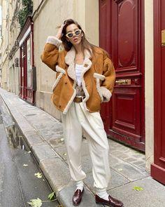 "Estelle Chemouny on Instagram: ""Ready for winter ❄️ @sandroparis #AD"""