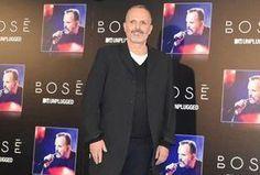 Miguel Bosé estrena MTV Unplugged primer disco acústico en su carrera - Milenio.com