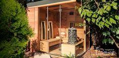 Luxusný sauna domček