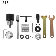 JTO/B10/B12/B16 Electric Drill No Power Spindle Assembly DIY Woodworking Cutting Grinding Small Lathe Trimming Belt Drill Chuck . #Electric #Drill #Power #Spindle #Assembly #Woodworking #Cutting #Grinding #Small #Lathe Lathe Accessories, Power Tool Accessories, Woodworking Router Bits, Diy Woodworking, Milling Machine, Machine Tools, Small Lathe, Turning Tools, High Speed Steel