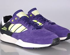 adidas Originals Tech Super – Purple/Electricity