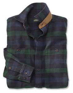 Blackwatch flannel Orvis