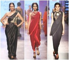 Latest trends in Indian fashion