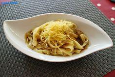 Carole's Chatter: Marmite Pasta