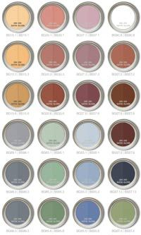Natural Paint Colours by Auro