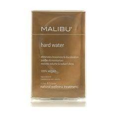 Malibu C Hard Water Weekly Demineralizer 12-pk., (hard water, hair clarifying teastment)