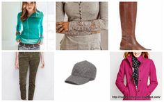 Number Fifty-Three: Things I'm Loving This Week: Casual Fall Outifts