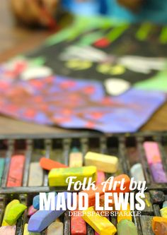 A lesson based on my favorite artists, Maud Lewis. Her painting of 3 cats is a fun painting to play with for third grade. This is a complete art lesson based on Lewis' cat paintings with handouts and photo-tutorials.