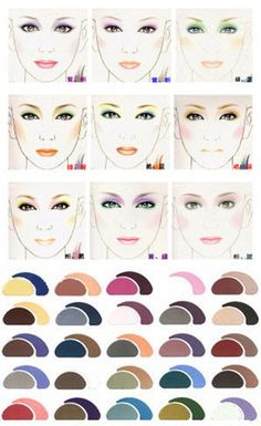 Eye shadow styles http://www.makeupmacosmetics.com/