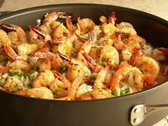 Buttery Beer-Steamed Shrimp #Recipe | Carefree Cooking Magazine