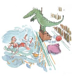 Quentin Blake Dirty