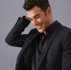 Foreign Celebrities, Turkish Beauty, Turkish Actors, Handsome Boys, Hot Guys, Hot Men, Movie Tv, Beautiful People, Eye Candy