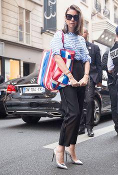 Paris Haute Couture Week: Street style part 1 | Buro 24/7