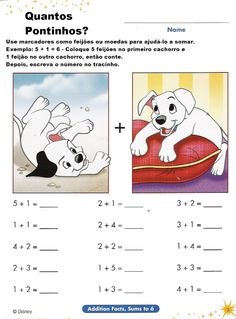 Estimulando meus filhos: Livros e atividades de matemática divertidos  para...