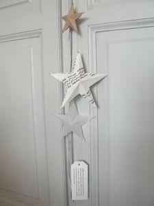 DIY Christmas guirlande