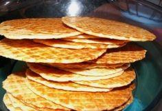 Sajtos tallér - Gázkeksz 3. Real Food Recipes, Dessert Recipes, Nacho Chips, Nachos, Tapas, Pancakes, Bakery, Food Porn, Food And Drink