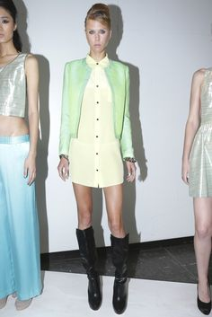 Saunder RTW Spring 2013 - Slideshow - Runway, Fashion Week, Reviews and Slideshows - WWD.com