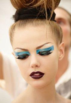 © Thibaut de Saint Chamas - Maquillage défilé : maquillage tendance - Maquillage Dior