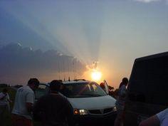 5/21/04  End of a chase day near Osbourne, KS