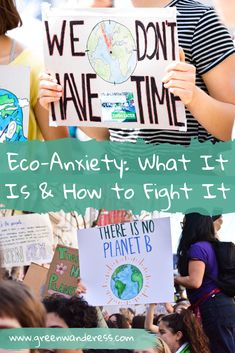 Eco-Anxiety: What It Is and How to Fight It - Green Wanderess Do You Feel, How Are You Feeling, Always Be Positive, Sleep Issues, Responsible Travel, Sustainable Tourism, Feeling Stressed, Do Anything, To Focus