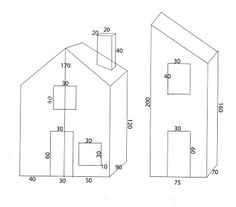 Provence Crèches: Plans maisons