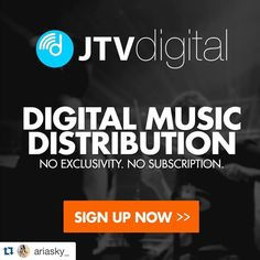 #Repost @ariasky_   Get your songs to the top digital store like #ITunes #Spotify #googleplay #googleplaymusic In more with our distribution service. Signed up for our free website http://it digital.com #InstaGood #Music #DigitalDistribution #Artist #IndieArtist #Labels #MusicBusiness #Tracks #Audio #Video #NewMusicIndustry. Click the link in my bio to learn more