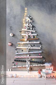 Keine Lust auf Nordmanntanne oder Blaufichte? Hier zeigen wir euch die schönsten Alternativen zum klassischen Weihnachtsbaum!