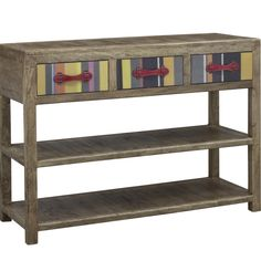 Homestead Living Voyager Console Table & Reviews | Wayfair UK