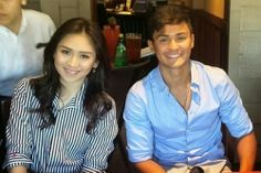 Sarah Geronimo and Matteo Guidicelli rumored relationship begun when they went to the U.A. for a series of projects. Geronimo, Ruffle Blouse, Relationship, Blind, Target, Tops, Women, Style, Fashion