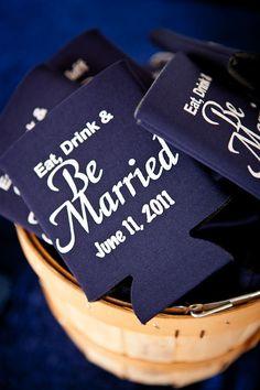 Love this idea, especially for summery weddings!