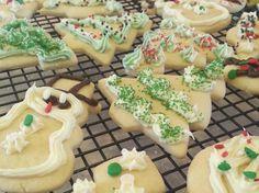 Sugar Cookie Cutouts - (Bisquick)