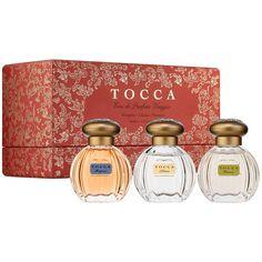 Eau De Parfum Viaggio Trio - Tocca Beauty | Sephora