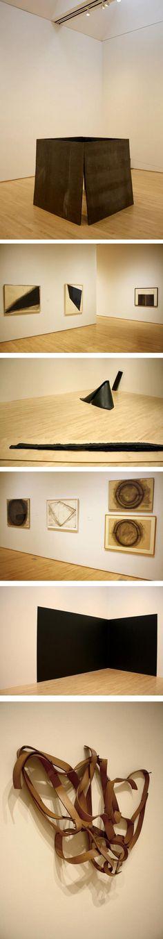 Richard Serra at SFMOMA