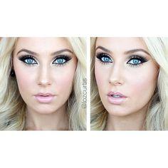 Lauren Curtis. Love her makeup videos.. very helpful :)