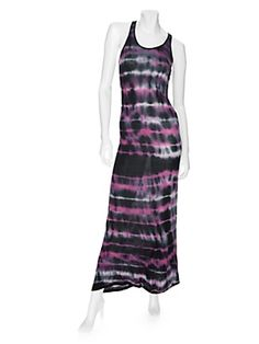 Generation Love Tie Dye Maxi Dress (Intermix)