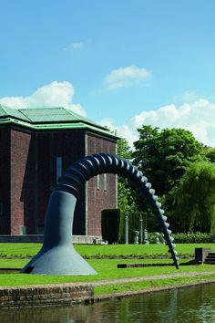 Screwarch (Schroefboog), Claes Oldenburg, 1982 | Museum Boijmans Van Beuningen
