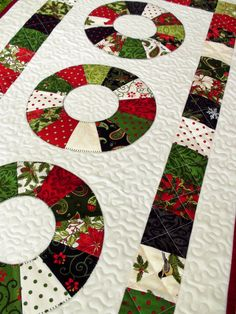 Christmas runner by Frivolous Necessity