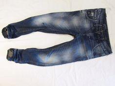 mens jeans G-Star  model Arc Loose  Tapered  W25 L30 super wash #GStar #BaggyLoose