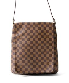 6506c7dbb720 Labellov Louis Vuitton Musette Damier Bag ○ Buy and Sell Authentic Luxury
