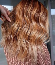 Ginger Hair Color, Strawberry Blonde Hair Color, Red Blonde Hair, Caramel Blonde Hair, Black Hair, Strawberry Blonde Hairstyles, Blonde Hair Colors, Strawberry Highlights, Brown Hair