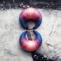 My etsy shop --> link in bio.   Shipping worldwide ;)  ●  #earweights #earrings #hoopla #piercings #pierced #piercing #bodymodyfication #gauges #gaugedears #streachedears #alternative #tribe #Festival #psytrance #gypsystyle #gypsy #boho #handmade #gift #etsy #etsystore #etsyshop #art #crafts #recycling #eco #wool #threads