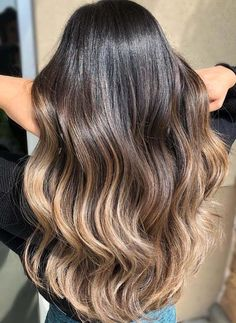 Hottest brunette balayage hair color ideas and highlights for ladies to try in 2018. If you're feeling bore with your existing hair colors then we highly recommend you for to try these fresh and gorgeous hair color ideas in these days. We assure you for best results if you sport these amazing kinds of brunette colors.