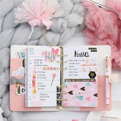 Office Supplies DIY Products Office Supplies Back To School Personal Planners, Cute Planner, Happy Planner, Cool School Supplies, Office Supplies, Scrapbooking Photo, Kawaii Pens, School Accessories, Cute Notebooks