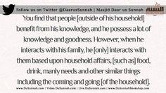 Be Like Abu Darda Towards Your Wives and Family | Shaykh Saalih Aal-Shaykh