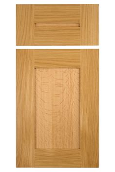 Shaker style cabinet door in rift white oak with stiles and rails by TaylorCraft Cabinet Door Company Shaker Style Cabinet Doors, Wood Cabinet Doors, Cabinet Door Styles, Shaker Cabinets, Cabinet Ideas, Fire Rated Doors, Drawer Fronts, Panel Doors, White Oak
